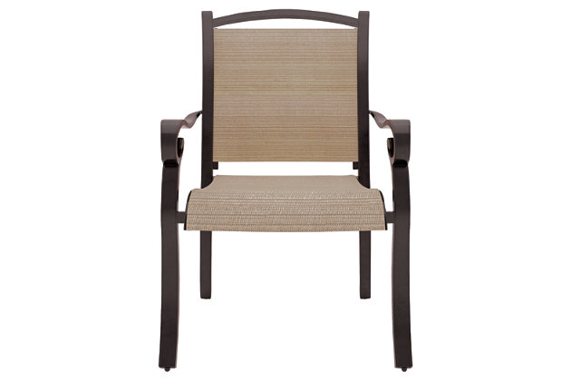 Bass Lake Sling Chair (Set of 4), , large