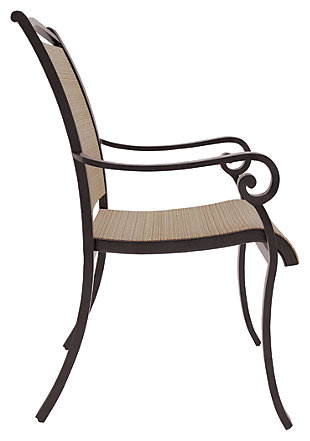 Bass Lake Sling Chair (Set of 4), , large