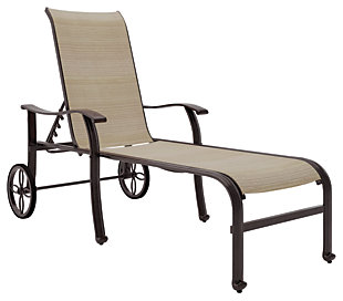 Bass Lake Sling Chaise Lounge, ...