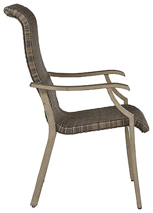 Windon Barn Arm Chair (Set of 4), , large