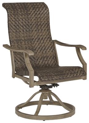 Windon Barn Swivel Chair (Set of 2), , large