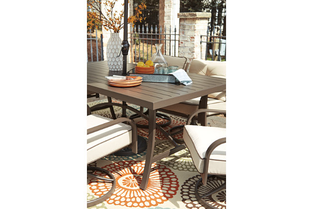 Predmore 5-Piece Outdoor Dining Set, , large
