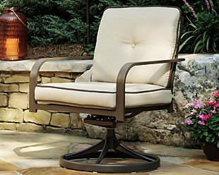 Predmore Swivel Lounge Chair (Set of 2), , rollover