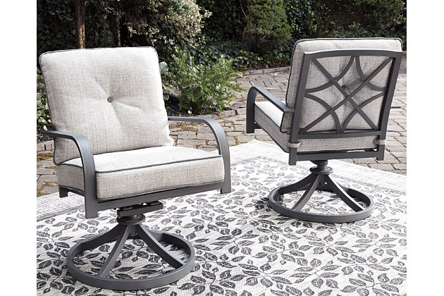 Donnalee Bay Swivel Lounge Chair (Set of 2), , large