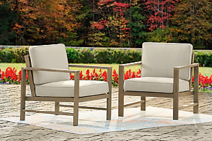 Fynnegan Lounge Chair with Cushion (Set of 2), , rollover