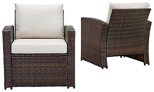 East Brook Lounge Chair with Cushion, , large