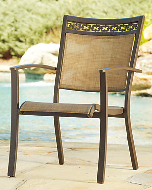 Carmadelia Sling Chair (Set of 4), , rollover