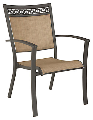 Carmadelia Sling Chair (Set of 4), , large