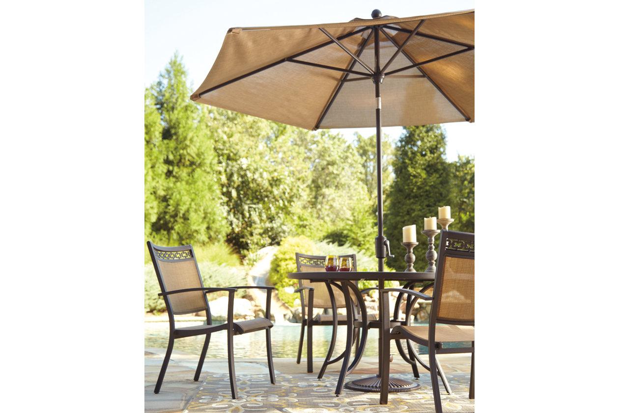 Carmadelia Sling Chair (Set of 4) | Ashley Furniture HomeStore