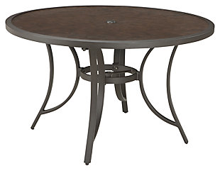 Carmadelia Round Dining Table, , large