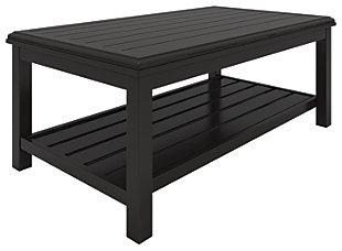 Castle Island Coffee Table, , large