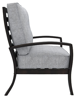 Castle Island Lounge Chair with Cushion, , rollover