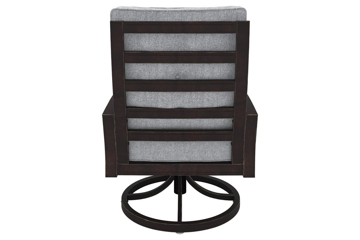 Amazing Castle Island Swivel Lounge Chair Ashley Furniture Homestore Short Links Chair Design For Home Short Linksinfo