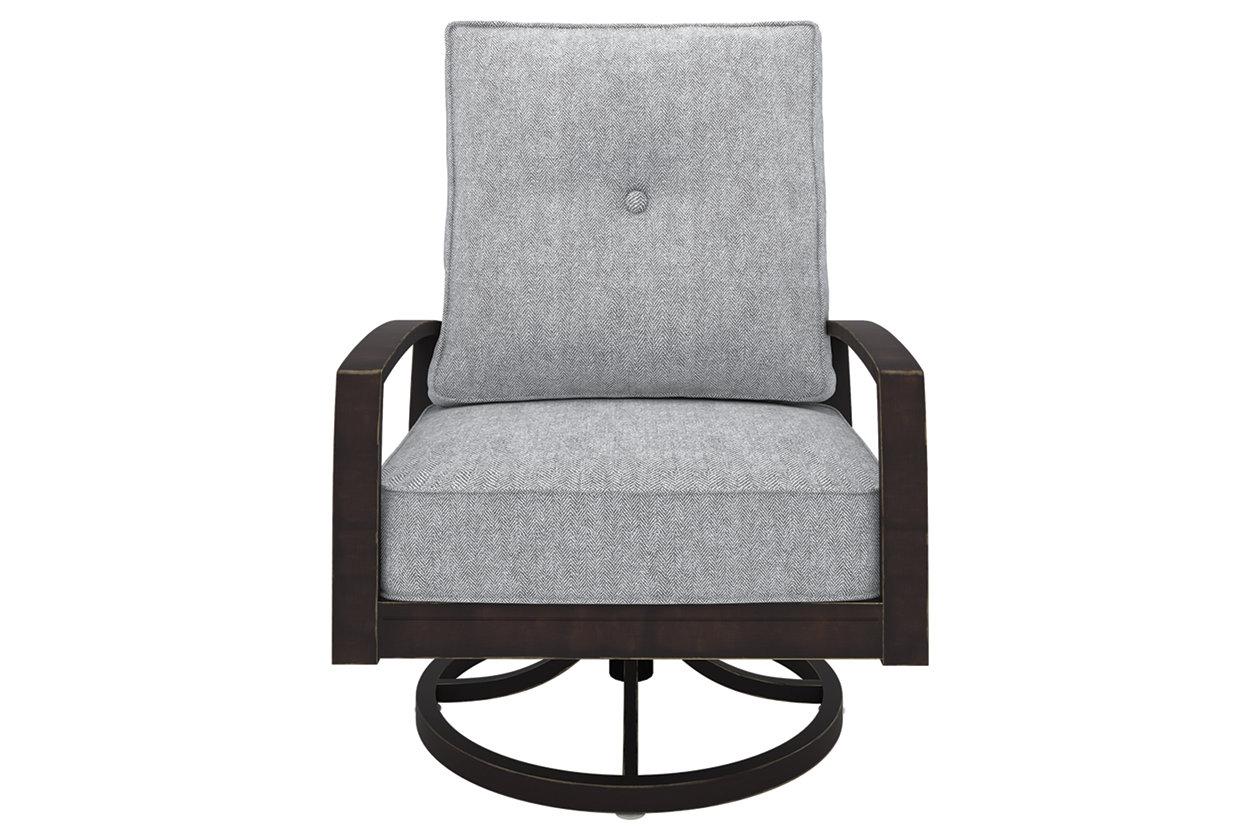 Awesome Castle Island Swivel Lounge Chair Ashley Furniture Homestore Short Links Chair Design For Home Short Linksinfo