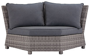 Salem Beach 3-Piece Outdoor Sectional, , large