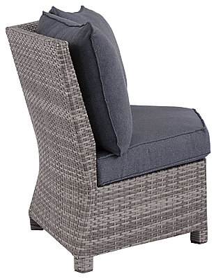 Salem Beach Corner Chair with Cushion, , large