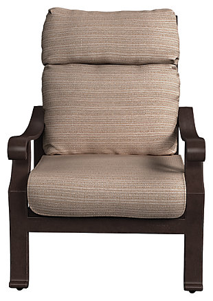 Chestnut Ridge Lounge Chair with Cushion, , rollover