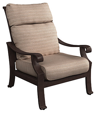 ... Chestnut Ridge Chair With Cushion, , Large ...