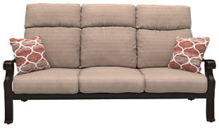 Chestnut Ridge Sofa with Cushion, , rollover