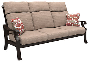 Chestnut Ridge Sofa with Cushion, , large