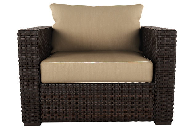 Spring Ridge Lounge Chair with Cushion, , large