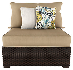 Spring Ridge Armless Chair with Cushion (Set of 2), , large
