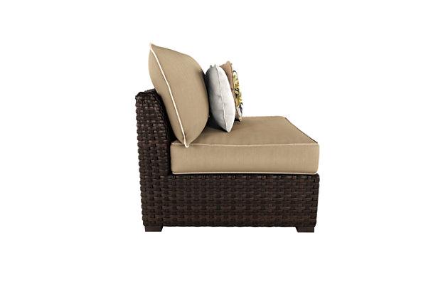 Strange Spring Ridge 7 Piece Outdoor Seating Set Ashley Furniture Unemploymentrelief Wooden Chair Designs For Living Room Unemploymentrelieforg
