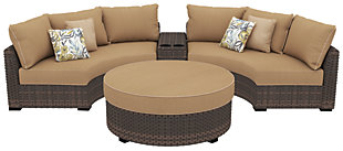 Spring Ridge 4-Piece Outdoor Seating Set, , large