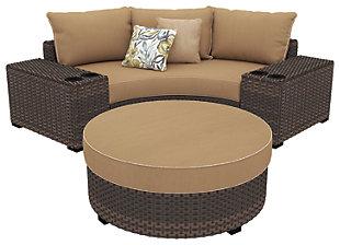 Spring Ridge 4-Piece Outdoor Seating Set, , large