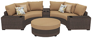Spring Ridge 6-Piece Outdoor Seating Set, , large