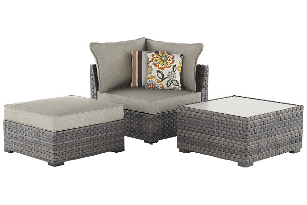 Spring Dew 7-Piece Outdoor Seating Set, , large