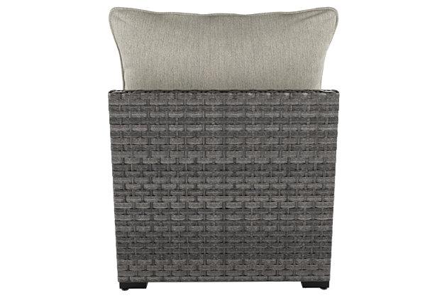 Spring Dew Armless Chair w/Cushion (2/CN), , large