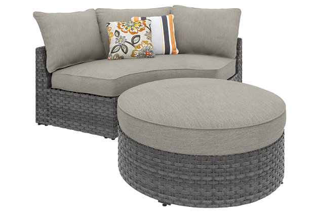 Spring Dew 2-Piece Outdoor Seating Set, , large