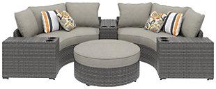 Spring Dew 6-Piece Outdoor Seating Set, , large
