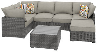 Spring Dew 7-Piece Outdoor Seating Set, , rollover