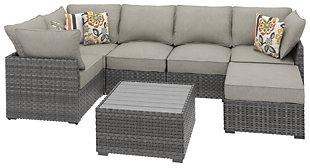 Spring Dew 7-Piece Outdoor Seating Set, , large