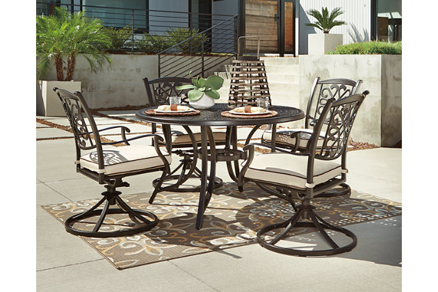 Outdoor Dining Tables for Your Patio | Ashley Furniture HomeStore