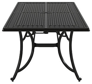 Burnella Rectangular Dining Table, , rollover