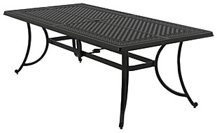 Burnella Rectangular Dining Table, , large