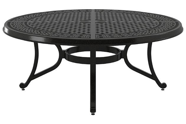 Burnella Coffee Table, , large