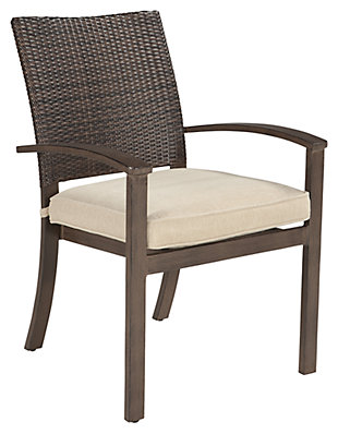 Moresdale Chair with Cushion (Set of 4), , large