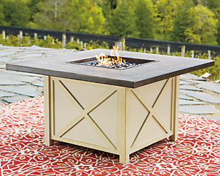 Preston Bay Fire Pit Table, , rollover