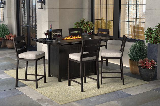 Perrymount Bar Table Ashley Furniture Homestore