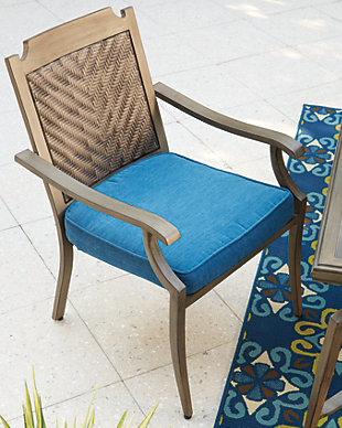 Partanna Chair with Cushion (Set of 4), , rollover