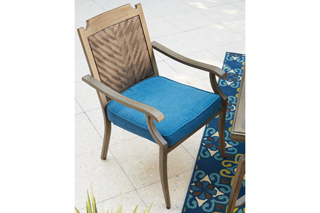 Partanna Chair with Cushion (Set of 4), , large