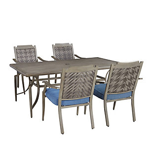 Partanna 5-Piece Dining Set, , large