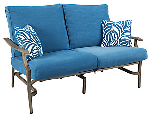 Partanna Motion Loveseat (2/CN), , large
