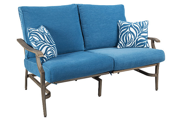 Partanna Motion Loveseat (Set of 2), , large