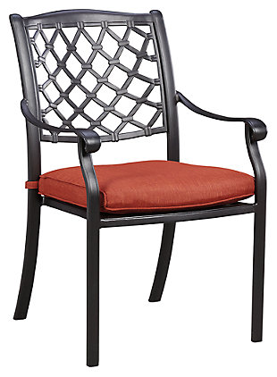 Tanglevale Chair with Cushion (Set of 4), , large