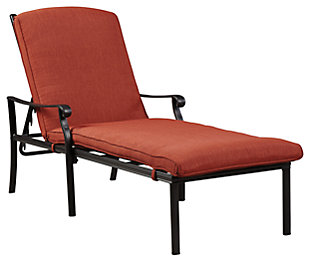 Tanglevale Chaise Lounge with Cushion, , large